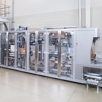 Snack Food Packaging Line Equipment