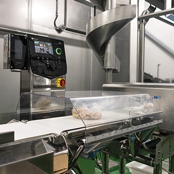 Industrial Packaging Room Systems