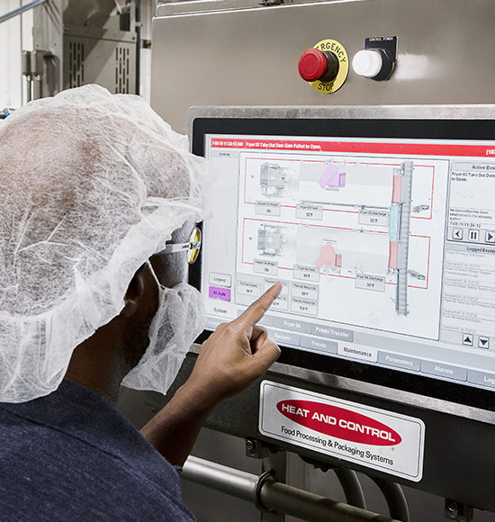Food Manufacturing Line Controls & Information Systems
