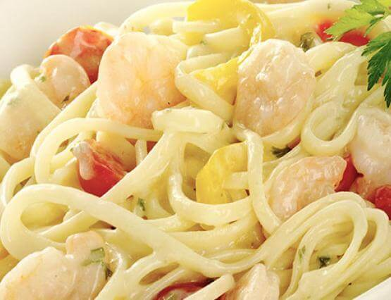 Tastee Choice Shrimp Scampi Meal Kit