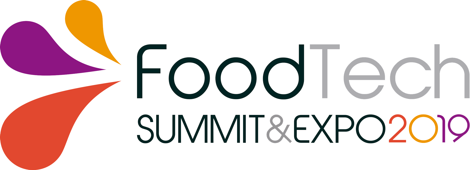 Food Tech Summit & Expo Logo