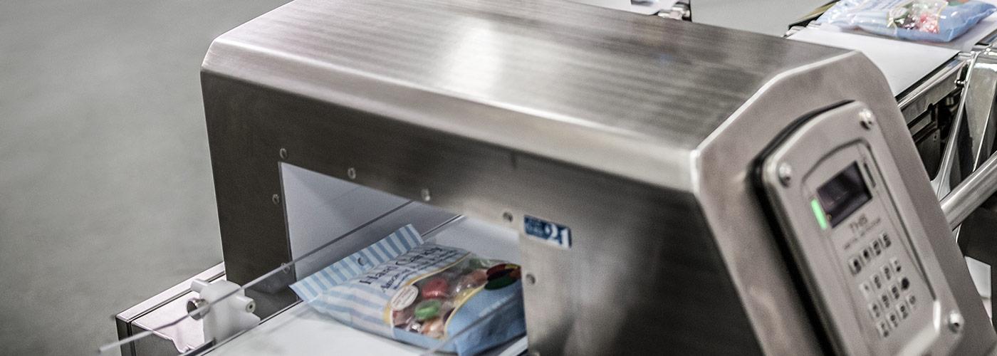 CEIA Multi-spectrum Metal Detectors