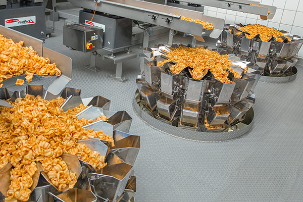 Integrated Packaging Systems - Multihead Weighing