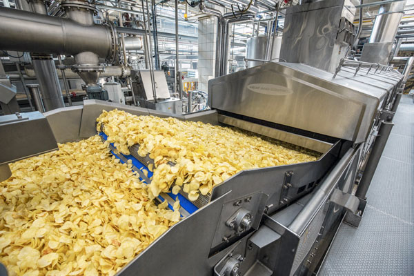Frying Systems for Snack Foods