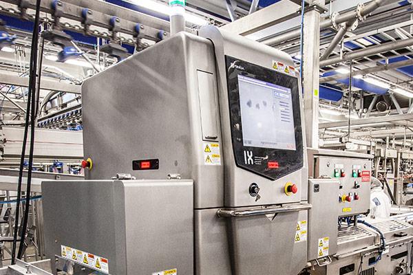 Ishida X-ray Inspection Systems