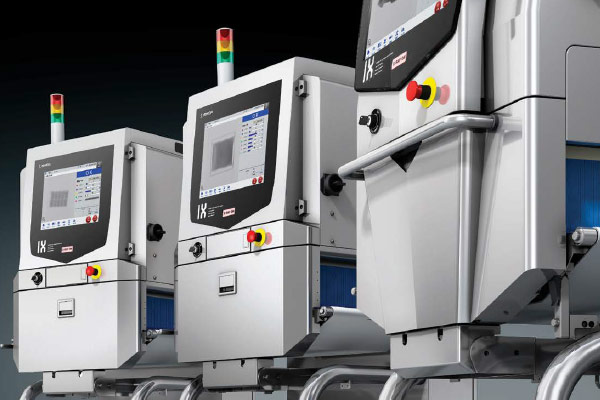 X-ray inspection for the food industry