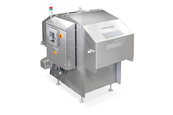 OilSaver Filtration System for Food Processing