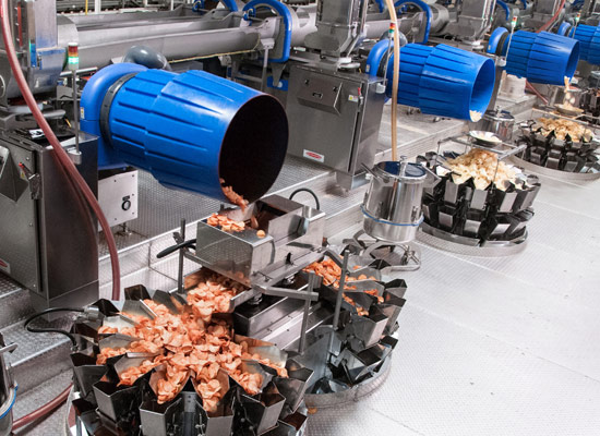 Heat and Control Industrial Food Processing Systems