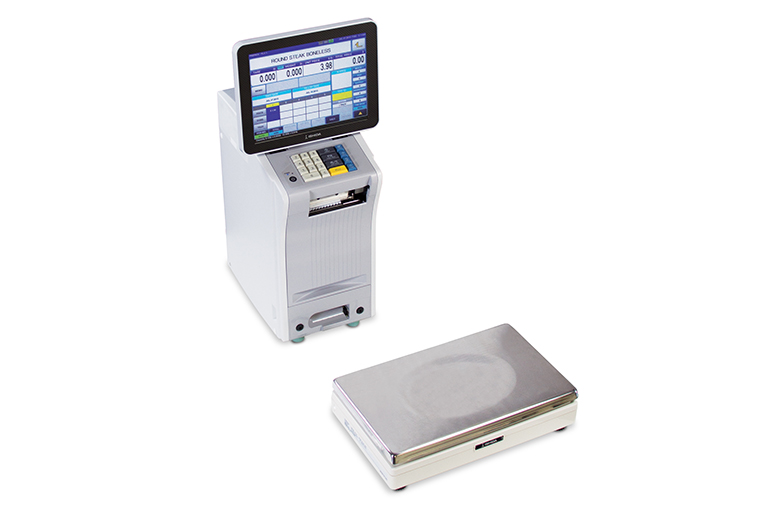 IP-AI Prepack Weigh Price Labeller