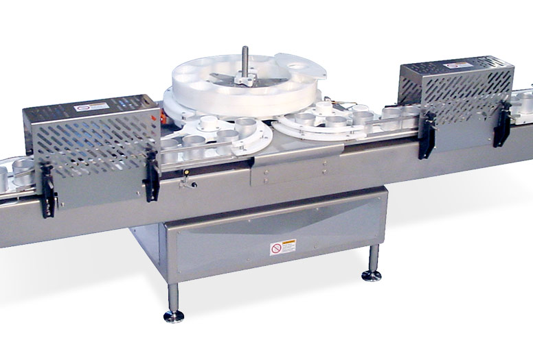 Prevent jams and downtime with the Heat and Control Rotary Can Filler