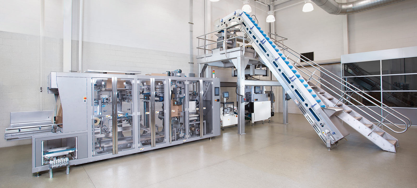 Snack Packaging Automation