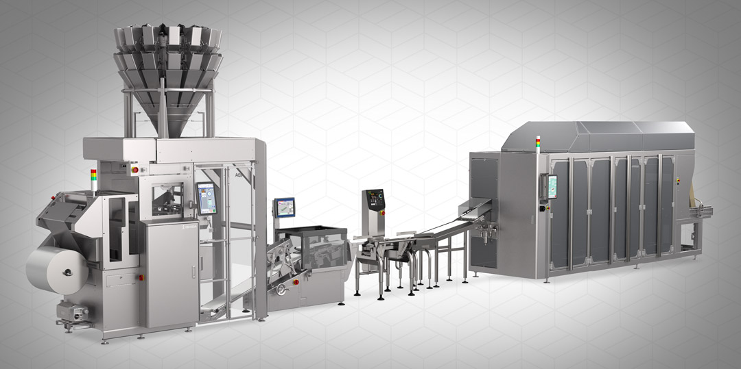 Integrated Snack Food Packaging Systems