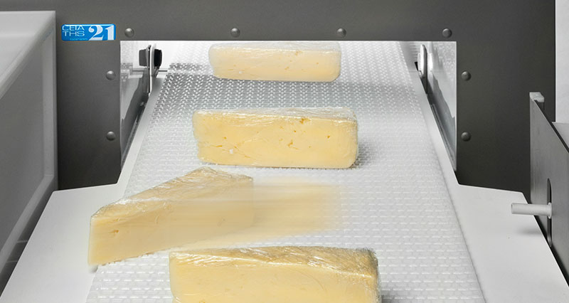 Metal Detection for Cheese Industry