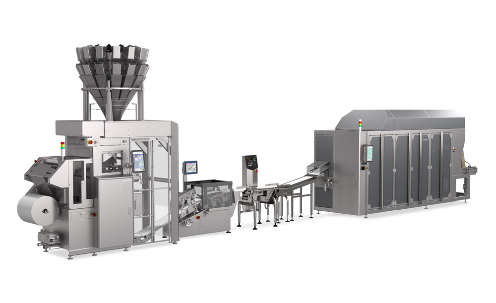 Snack Food Packaging Automation Systems