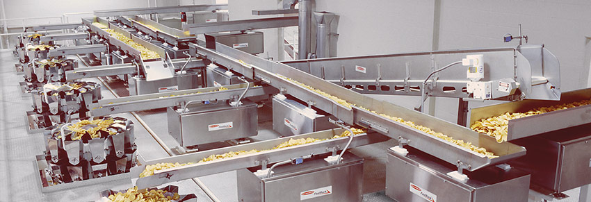 conveying product line introduced