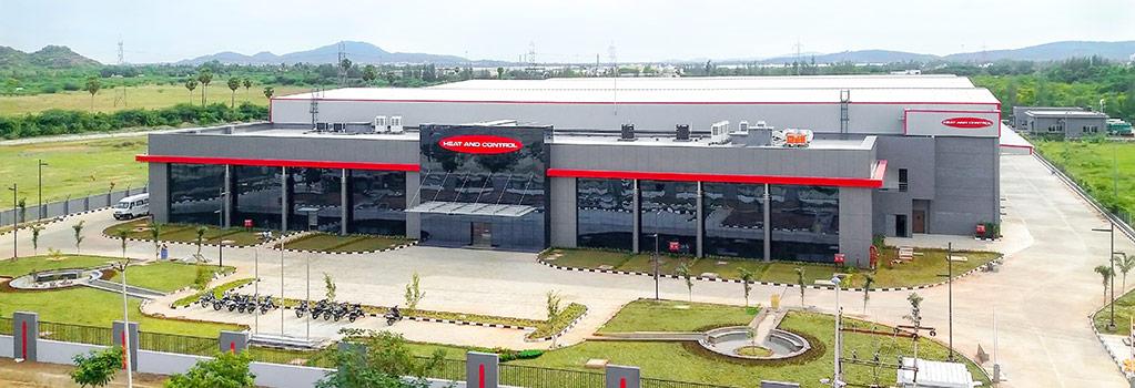 Chennai factory