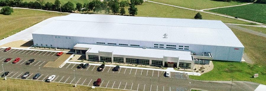 St Louis factory