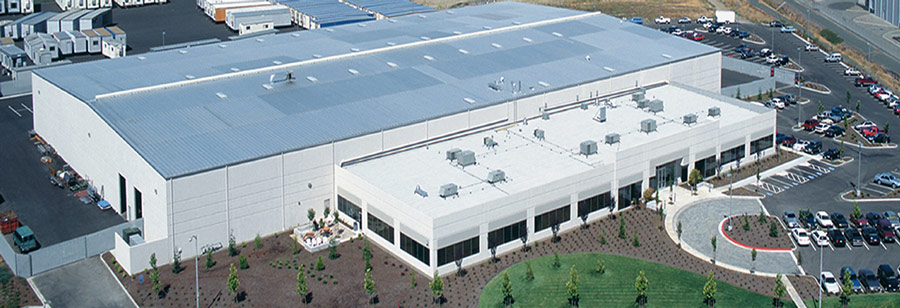 USA new HQ and factory