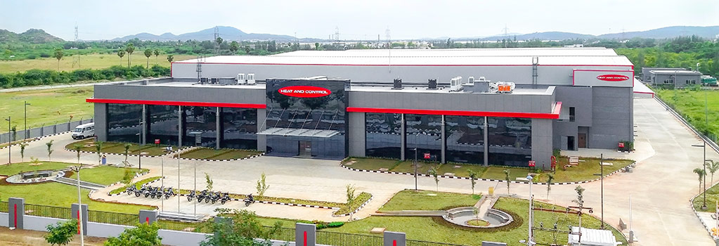 India new factory