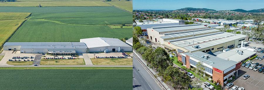Manufacturing expansion