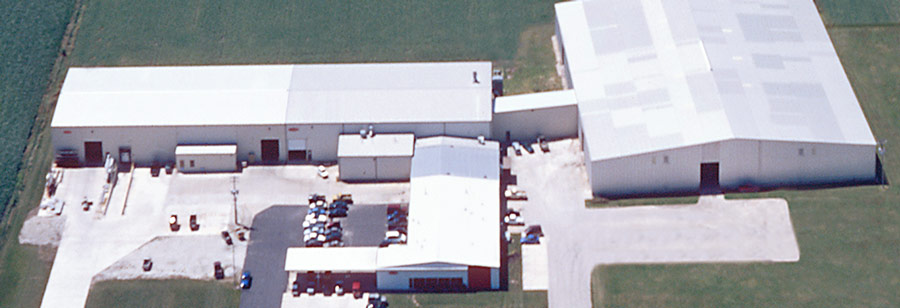 USA factory addition