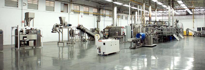 Mexico new technical center