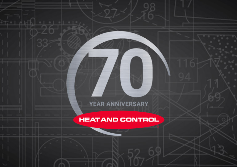 Heat and Control - 70 Year Anniversary