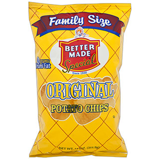 Better Made Snack Foods Testimonial