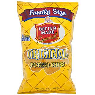 Better Made Snack Foods Testimonial