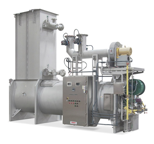 KleenHeat® Heat Exchanger Oil Heating System