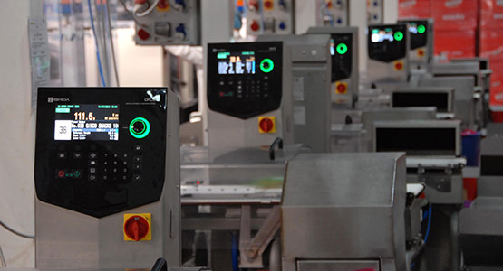 Ishida DACS-GN Series checkweighing inspection systems