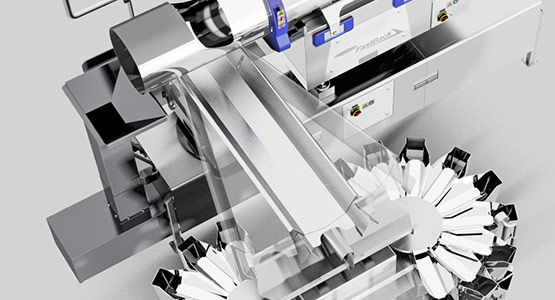 Ensure long continuous runs on twin packaging lines