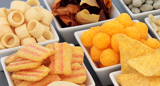 Heat and Control's MasterTherm Fryer for Snack Foods