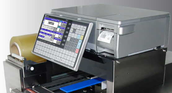 WM-Nano Table Top Auto Wrapper with Printer
