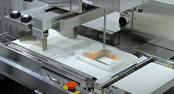 Automatic Food Labelling