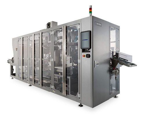 Ishida Automated Snack Food Case Packer ACP-700 Series