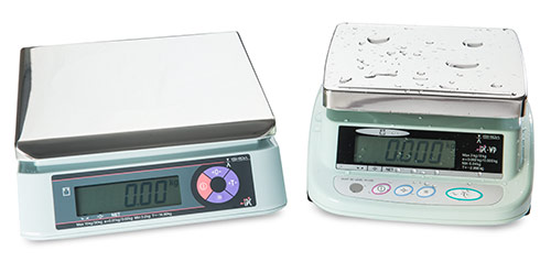 IPC Series portion weighing scales