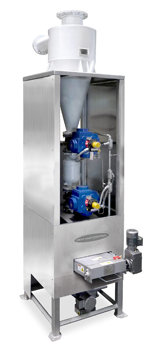KleenSweep Centrifugal Separation System