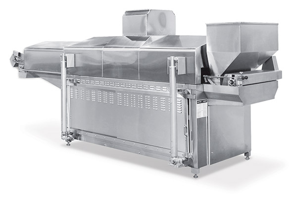 Mastermatic Snack Food Fryer