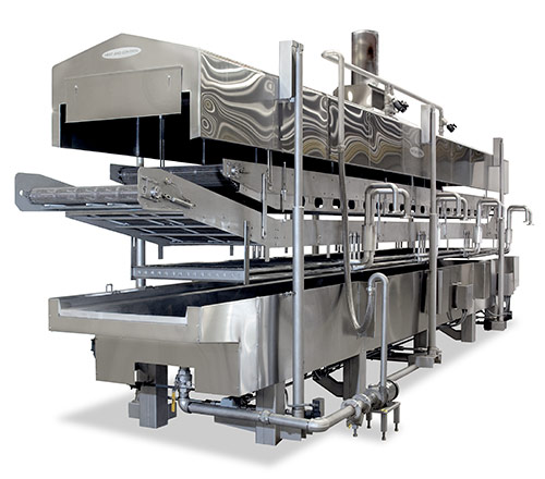 MasterTherm Prepared Foods Fryer