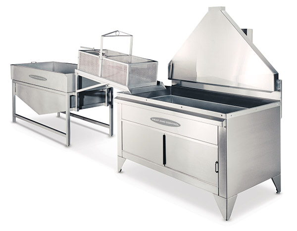 Mastermatic HD Batch Fryer