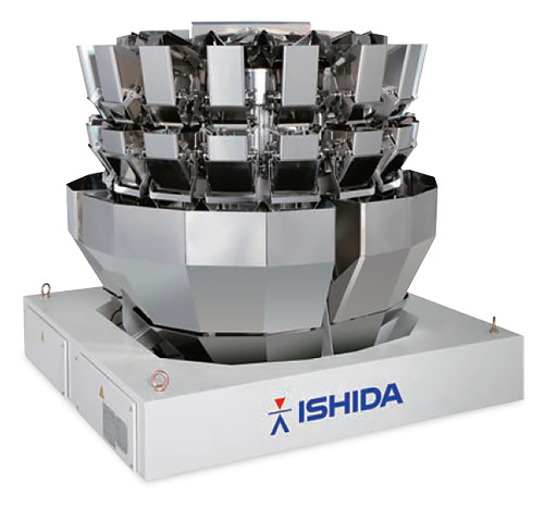 Ishida CCW Blending Multihead Weigher