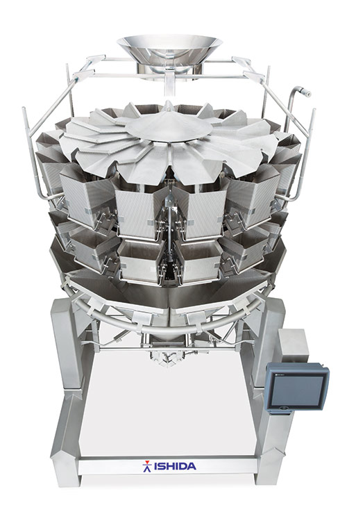 Ishida CCW Open Frame Multihead Weigher