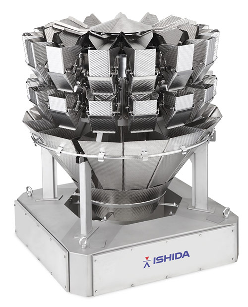 CCW Poultry Multihead Weigher