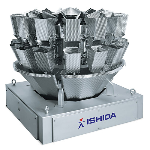 CCW-RVE Series Multihead Weigher