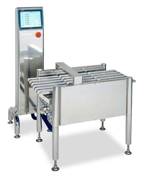 Ishida DACS-CW Series Multi-lane Checkweigher