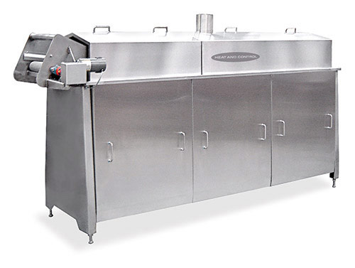 HeatWave Pellet Snack Fryer