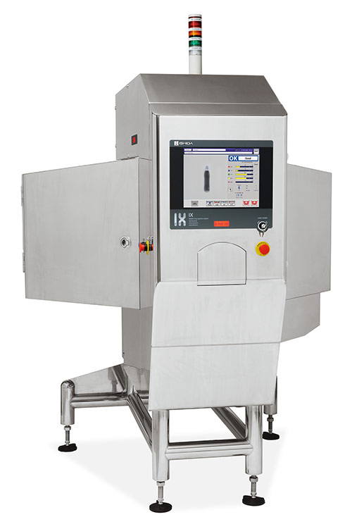 Ishida IX-GA Series X-ray Side Beam System for Bottled Products