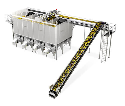 Gentle-Flo® Storage and Handling System