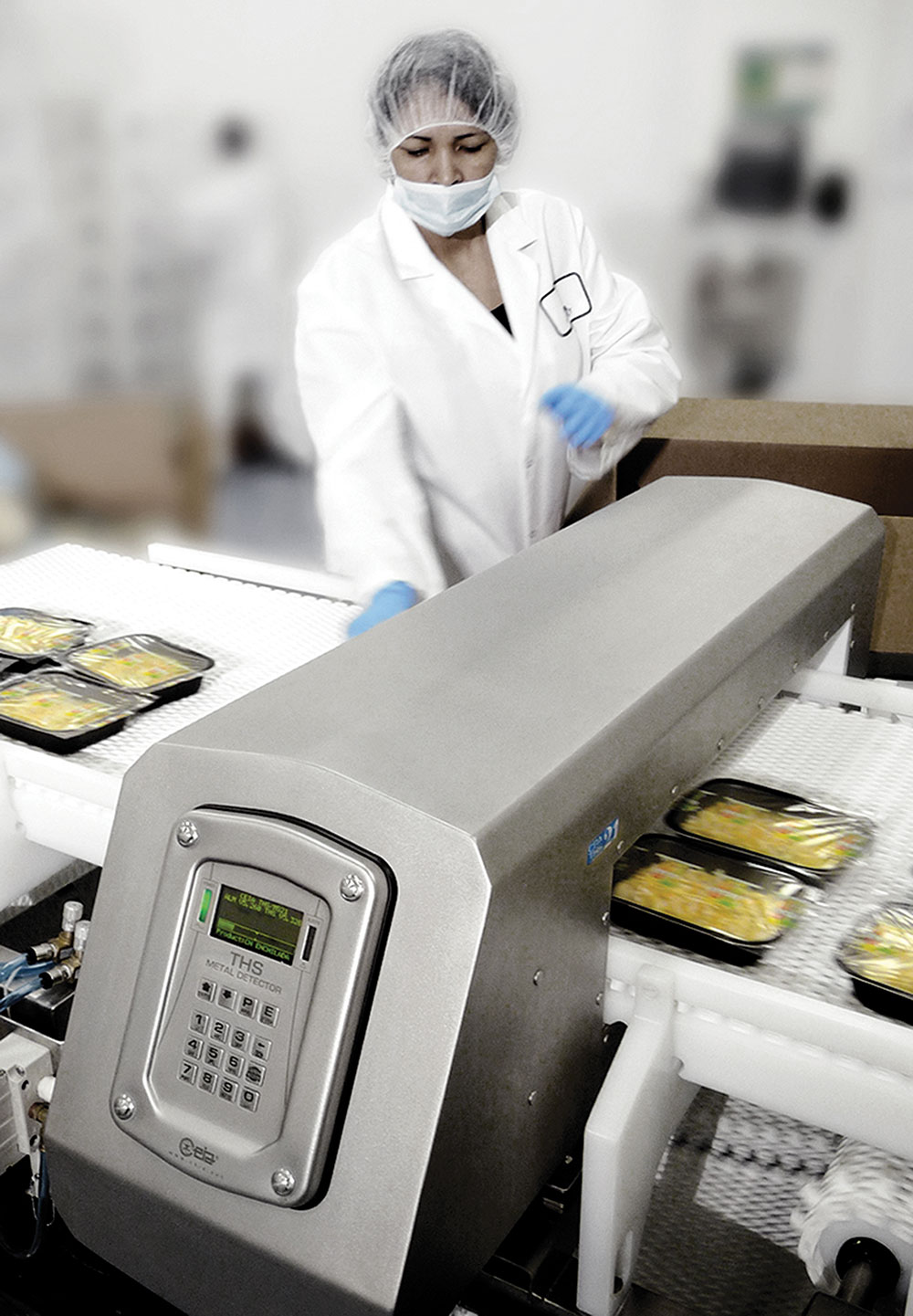 Food Inspection Systems by Ishida and CEIA